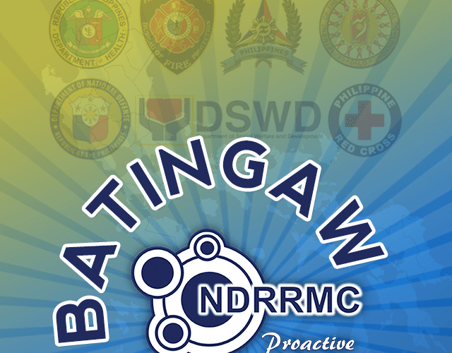 National Disaster Risk Reduction Management Council Application