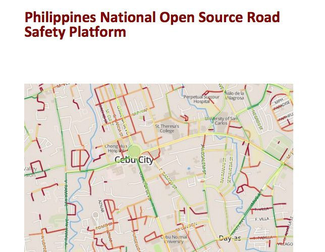 Philippines National Open Source Road Safety Platform